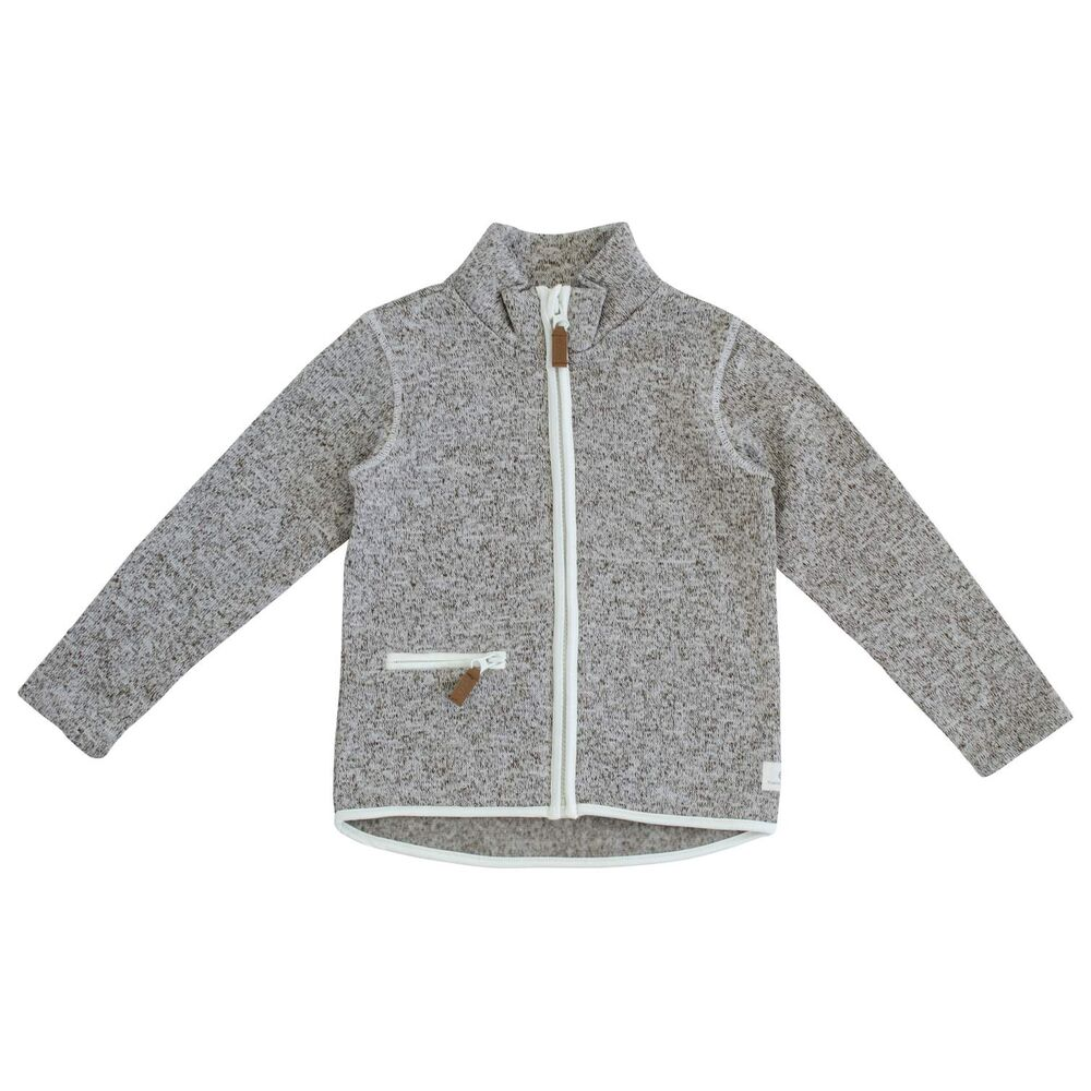 Image of   ebbe Dash Fleece Jakke - 0535