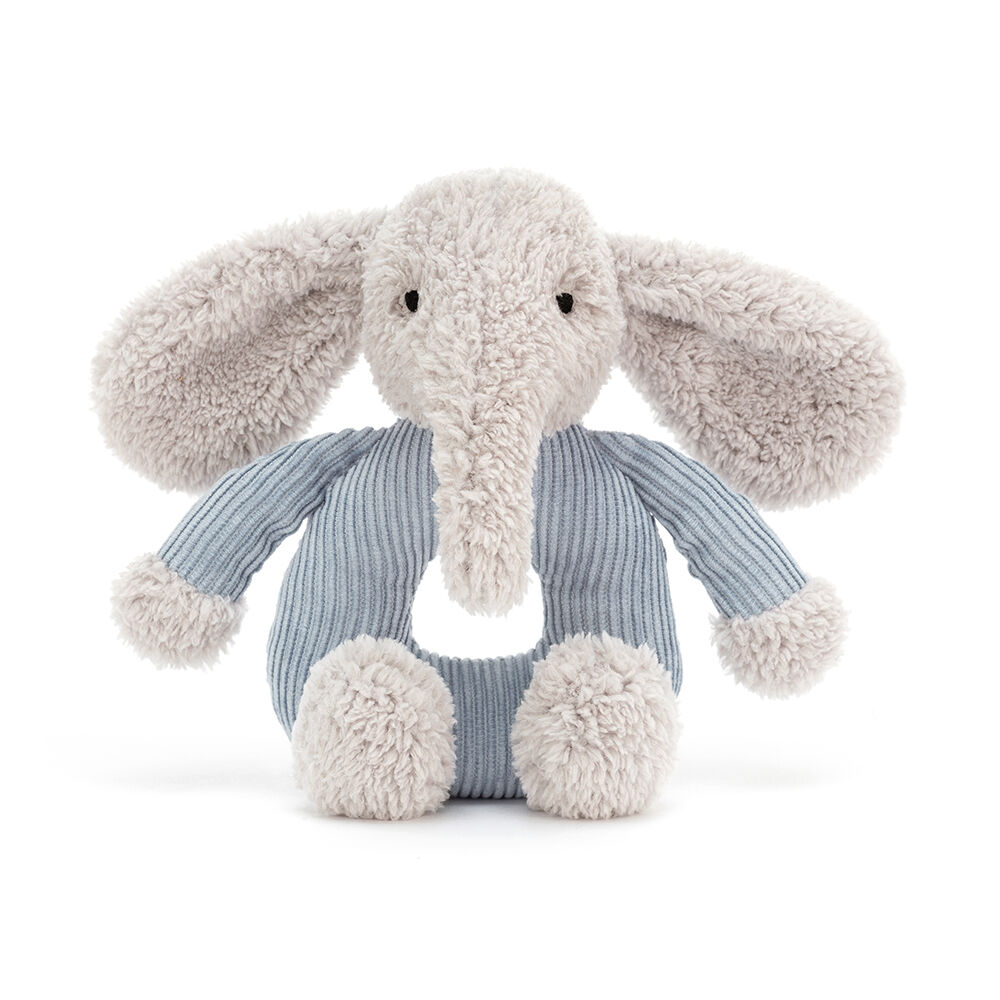 Image of   JellyCat Jumble Elefant, Rangle