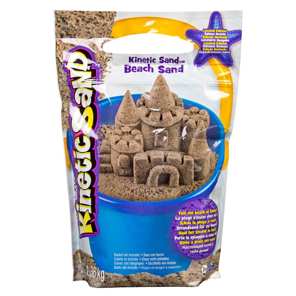 Image of   Kinetic Strand Sand