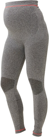 Mlfit Active Tights - Grey Melange