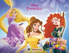 Mit Lille Bibliotek, Disney Modige Prinsesser