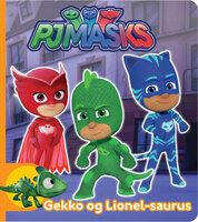 PJ MASKS Gekko og Lionel-Saurus