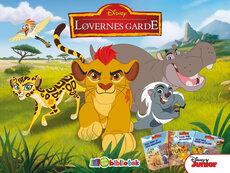 Mit Lille Bibliotek, Disney Junior Løvernes Garde