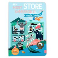 Min Meget Store Sansebog ll