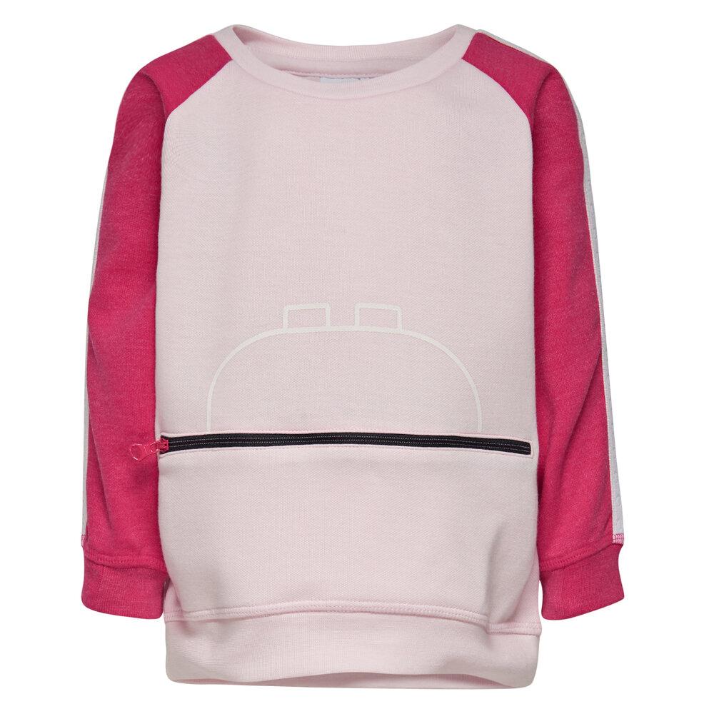 LEGO Wear Summer 603 - Sweatshirt - Rosa - Overdele - LEGO Wear