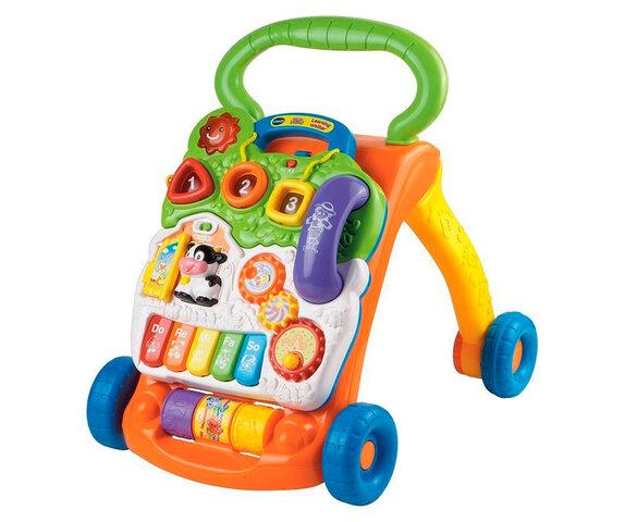 Barnets Første Gåvogn