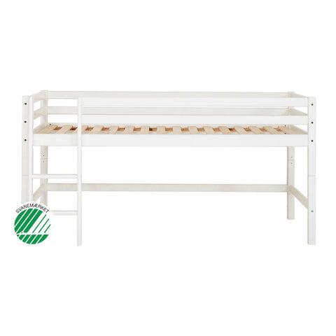 BASIC Halvhøjseng (delbar) 90x200 cm