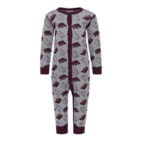 Lwuzzi 701 Coverall - 388 Bordeaux