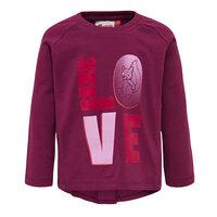 Lwthelma 752 T-Shirt - 383 Bordeaux