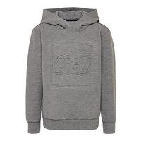 Lwsiam 762 Sweatshirt - 921 Grey Melange