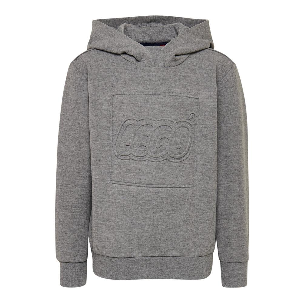 LEGO Wear Lwsiam 762 Sweatshirt - 921 Grey Melange thumbnail