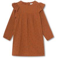 Ammalie Kjole - Leather Brown