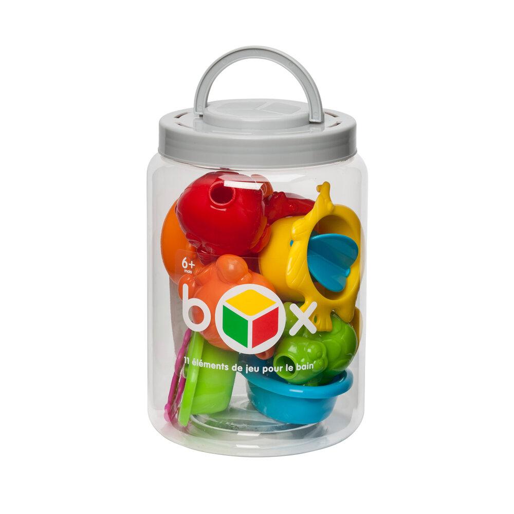 Image of   Oxybul Box Med Badelegetøj