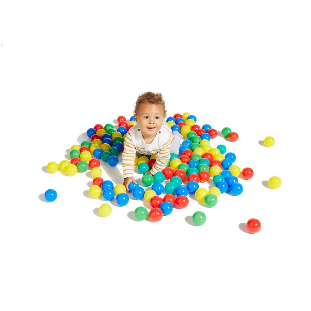 Image of   Oxybul 100 Ekstra Plastikbolde
