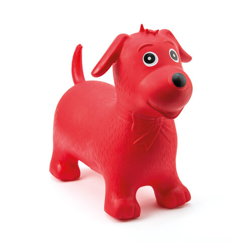 Hoppehund Rød