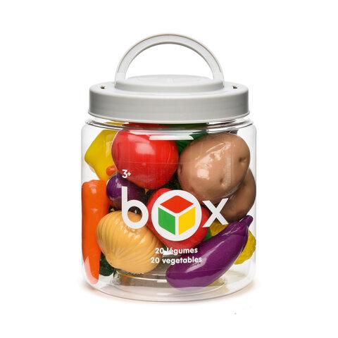 Box Grøntsager