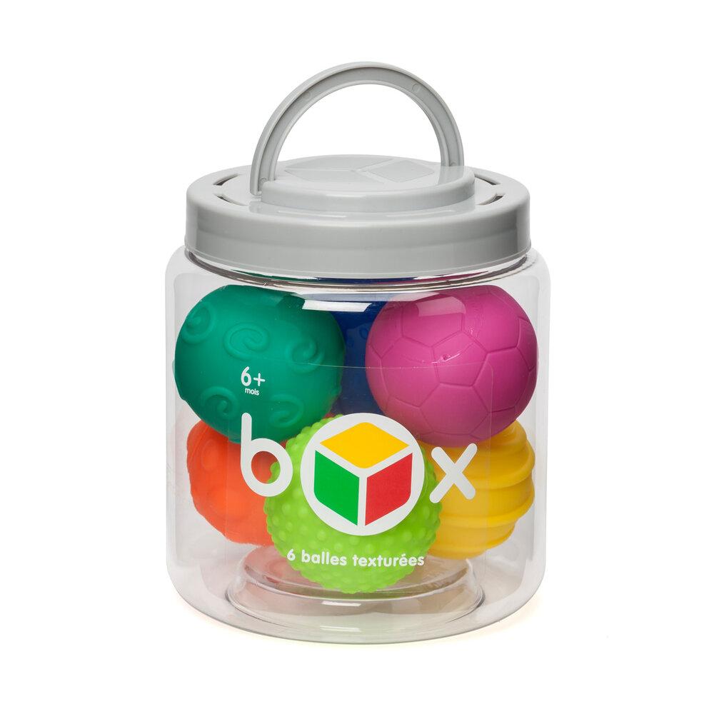 Image of   Oxybul Box Med 6 Sansebolde