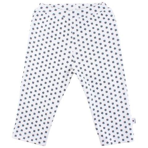 Bukser - Hvid-Blå 561