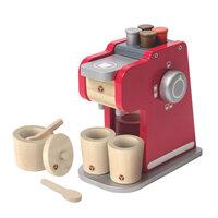 Kaffemaskine I Træ