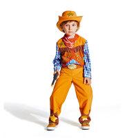 Cowboy Kostume, 3-5 År