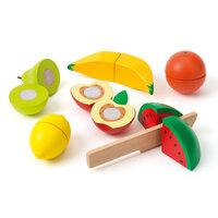 6 Træfrugter Med Trækniv