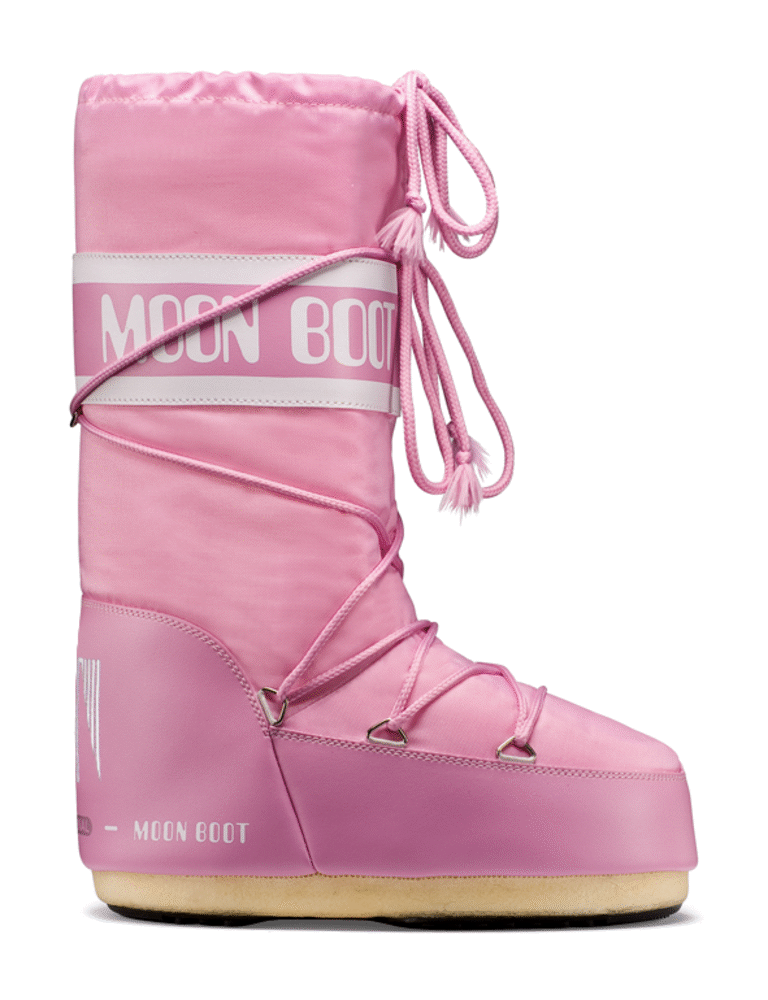 Image of   Moon Boot Nylon - Pink