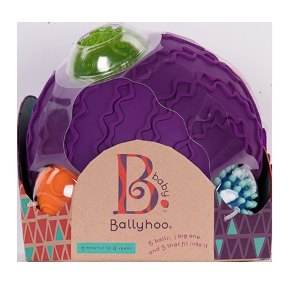 Image of   B Toys Ballyhoo Bold