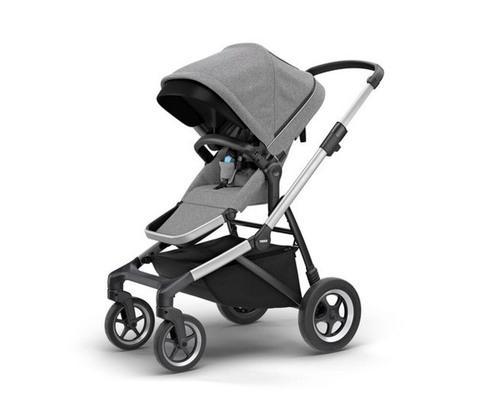 Image of   Thule Sleek - Grey Melange