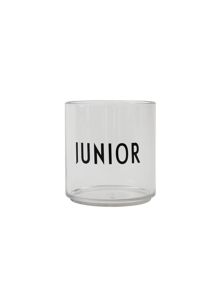 Design Letters Tritan Glas, Junior thumbnail