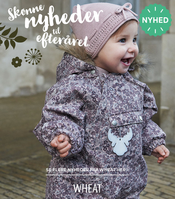 Wheat nyheder