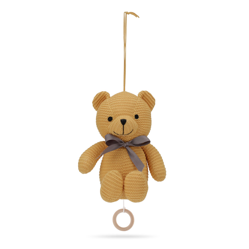 Image of   Vanilla Musik Little Teddy Bear Honey