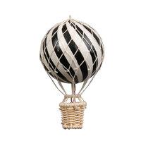 Luftballon 10 Cm - Sort
