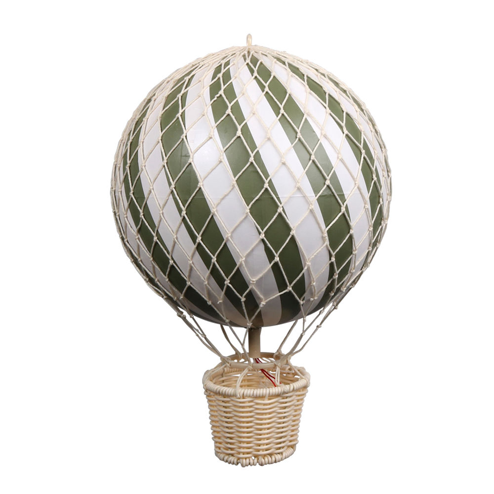 Image of   Filibabba Luftballon 20 Cm - Olive Green