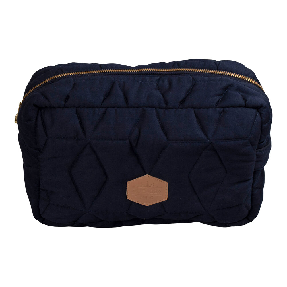Image of   Filibabba Stor Toilettaske - Dark Blue