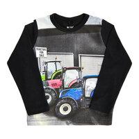 T-Shirt Med Traktor - 1061