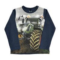 T-Shirt Med Traktor - 7721