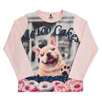 T-Shirt Med Hund - 5820