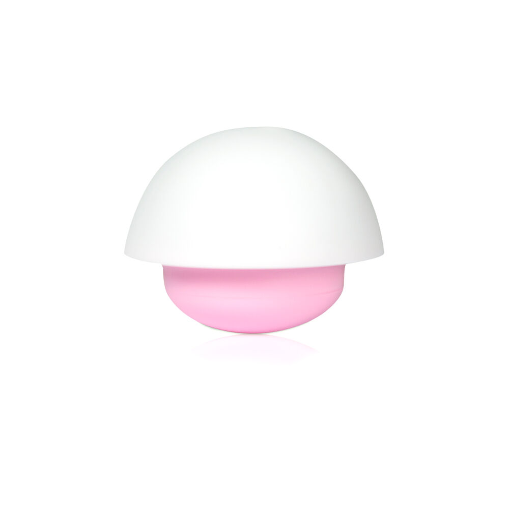 Filibabba Led Lampe, Mushroom Pink thumbnail