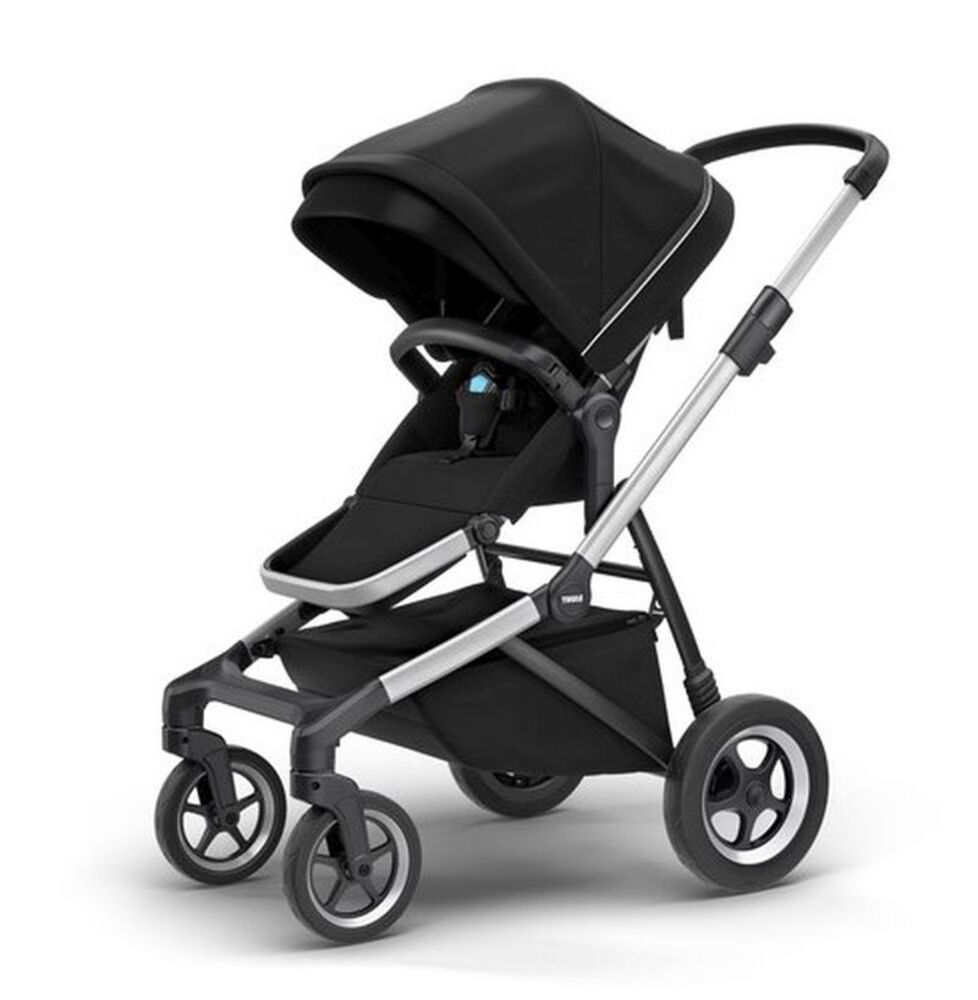 Image of   Thule Sleek - Midnight Black