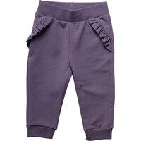 Bird Frill Sweatbukser - Purple
