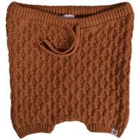 Jacquard-Strikket Shorts - 482 Rubber