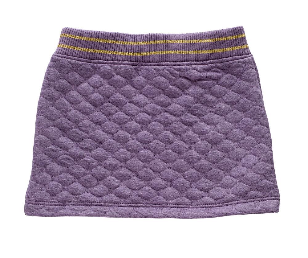 Image of   BeKids Karen Nederdel Quilt - Purple Sage/435