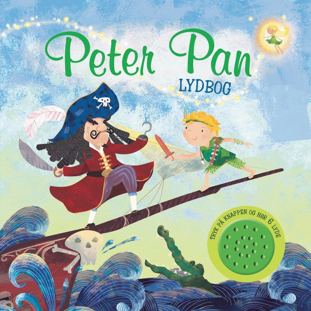 Image of Karrusel Lydbog Peter Pan (5185c718-4921-4d04-976a-6de2e29be363)