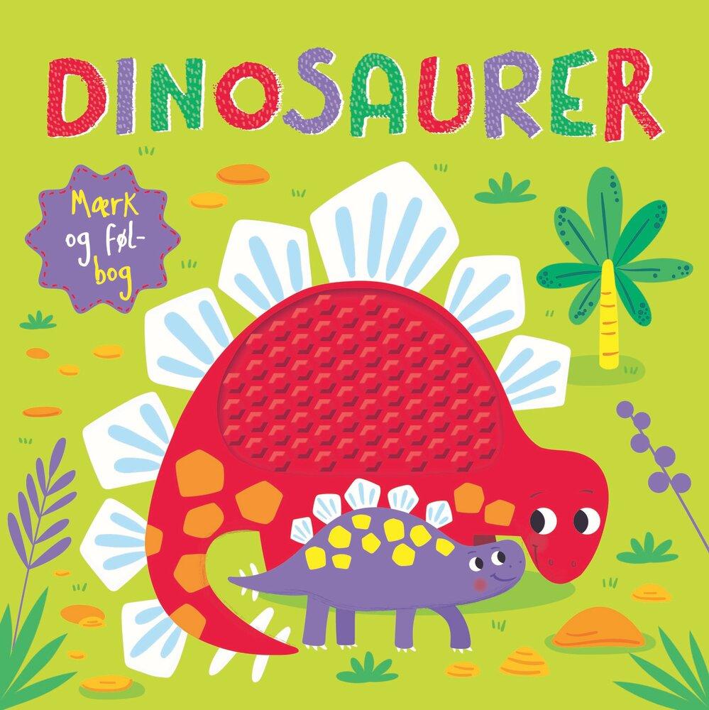 Image of Karrusel Dinosaurer Mærk Og Føl-Bog (ea48a63c-9dc5-4511-9de9-06c6c3fb4b38)