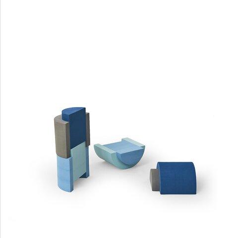 Half Connect - Blue