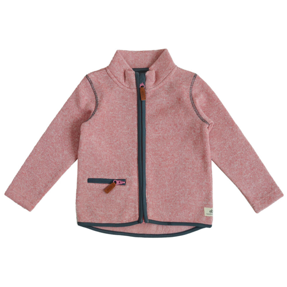 Image of   ebbe Dash Fleece Jakke - 0251