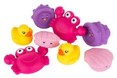 Floating Sea Friends, Pink