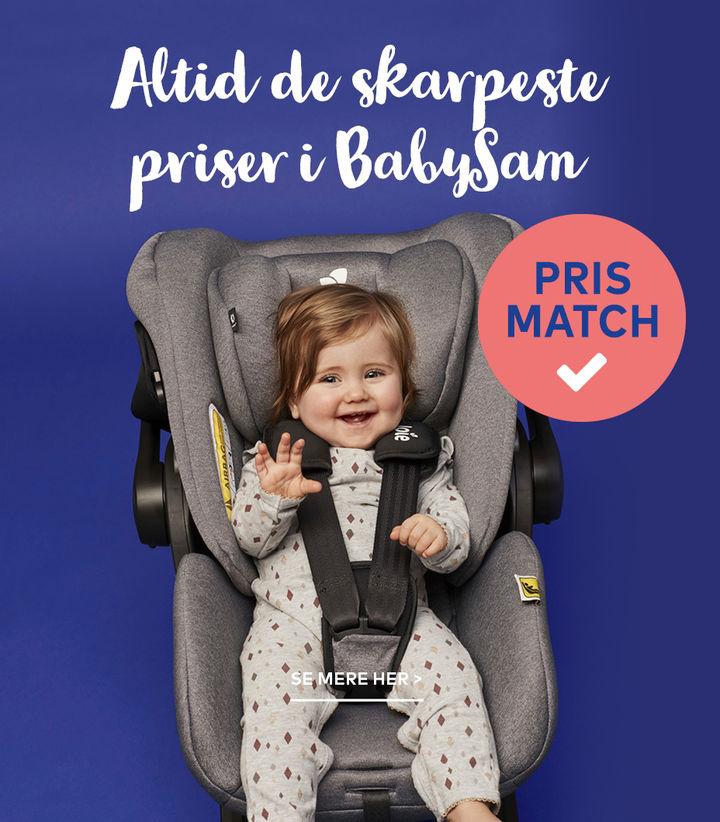 Prismatch hos BabySam