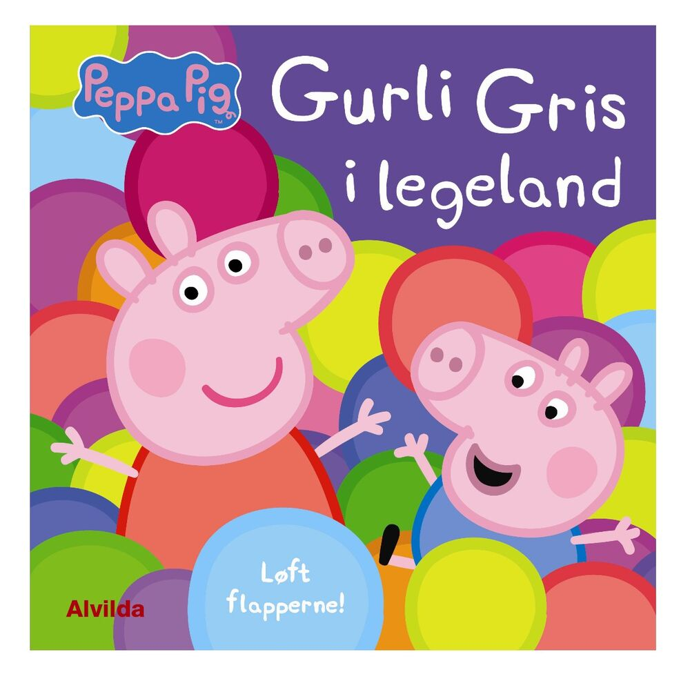 Image of   Alvilda Gurli Gris I Legeland