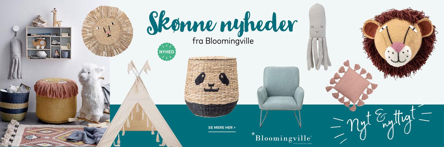Bloomingville nyheder